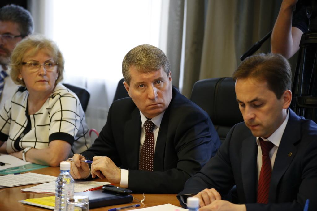 День губернатора в Нефтеюганске
