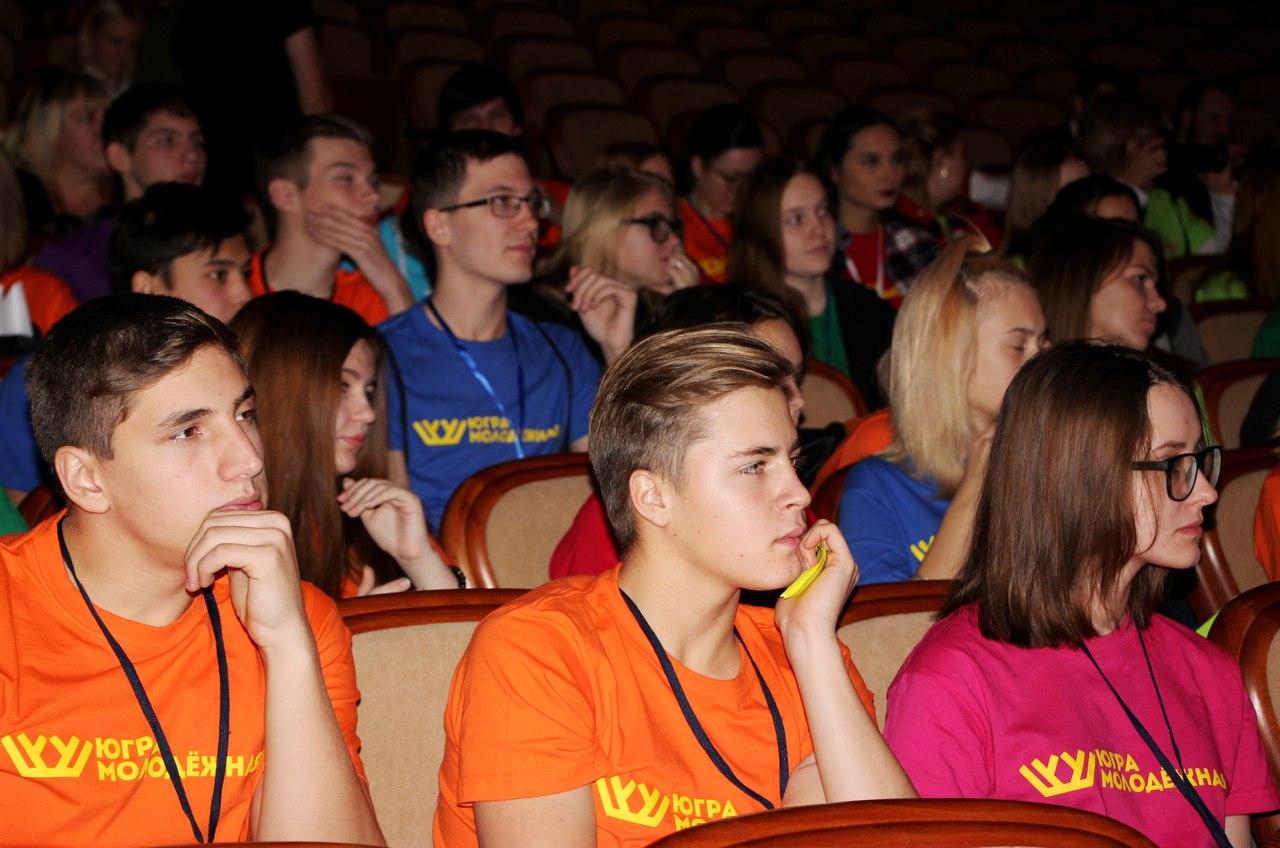 Нефтеюганские волонтёры приняли участие в окружном фестивале «Югра Молодежная»