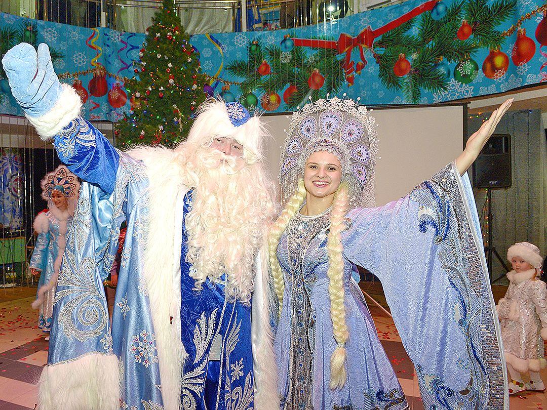 Новогодняя столица ждет гостей
