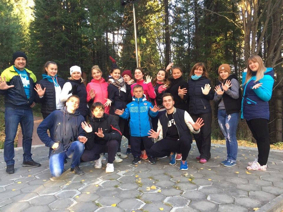 Сборы волонтеров: помогать спортсменам с инвалидностью