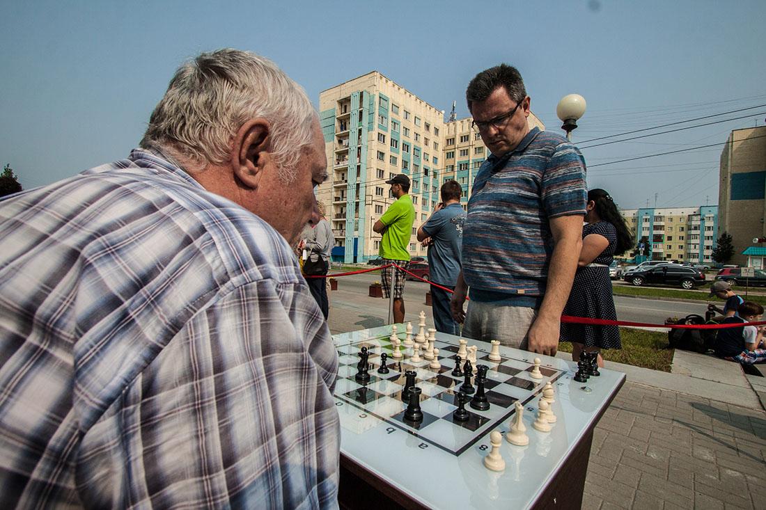 Шахматы. Игра по правилам