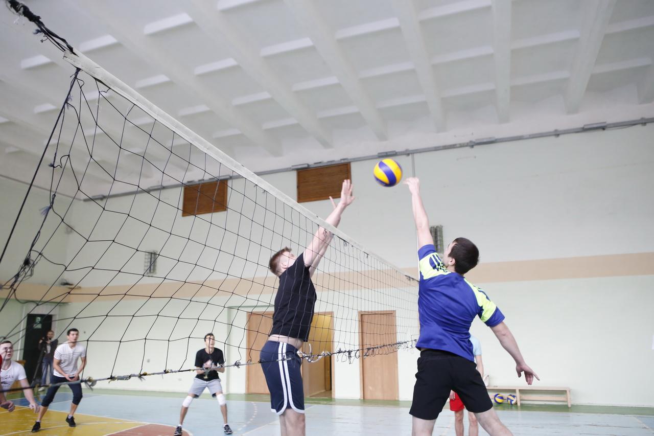 Спорт объединяет