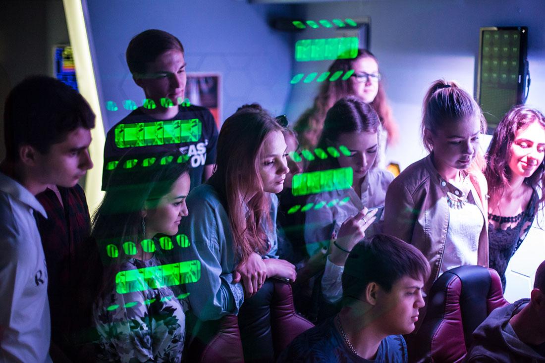 Выпускники РН-классов Нефтеюганска, Пыть-Яха и Пойковского побывали на Марсе