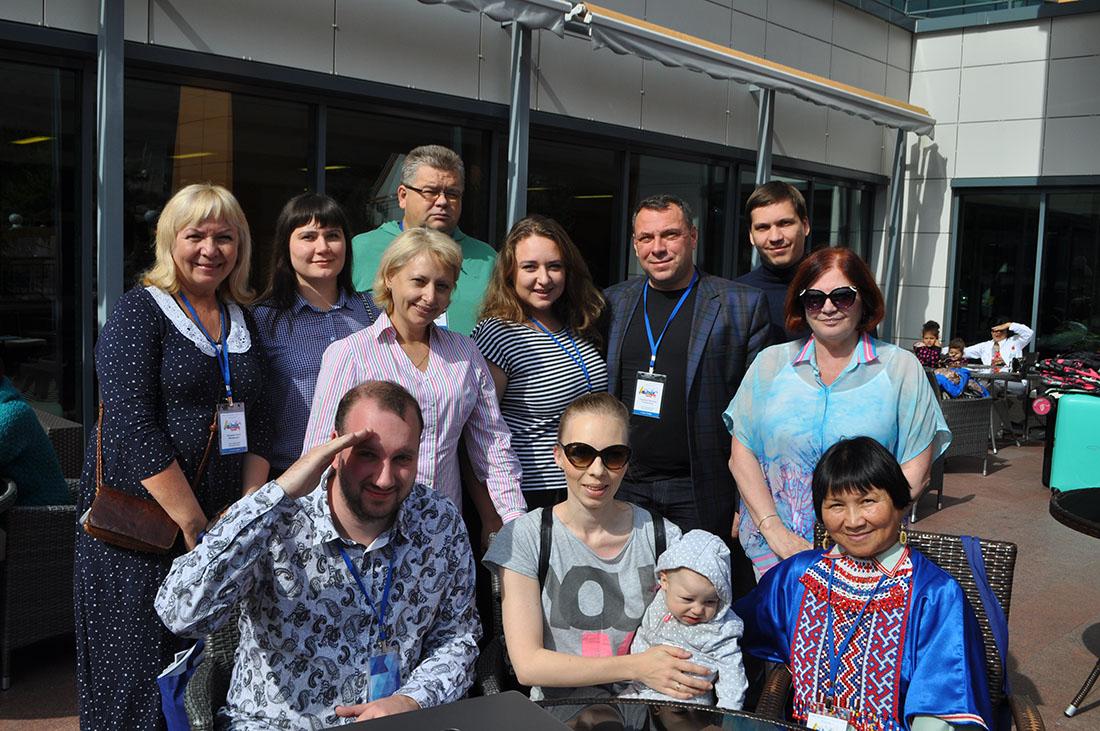 XX фестиваль журналистов «Вся Россия»
