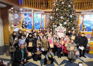 Юные представители отделений струнных инструментов и фортепиано приняли участие в XII Международном фестивале-конкурсе детских, юношеских, взрослых  и профессиональных творческих коллективов «Великоустюгская музыкальная зима».