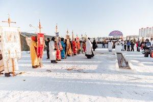 19 января православные христиане отпраздновали один из главных двунадесятых праздников - Крещение Господне.