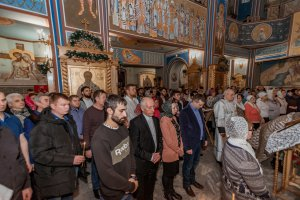 Недавно православные нефтеюганцы отметили светлый праздник Рождества. Предлагаем вспомнить, какие мероприятия прошли в нашем городе в Рождественские дни.