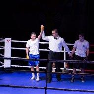 Открытый городской турнир по боксу, посвященный памяти легендарного тренера Почуева Геннадия.