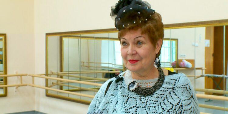 В Великом Новгороде выбрали самую красивую и активную бабушку